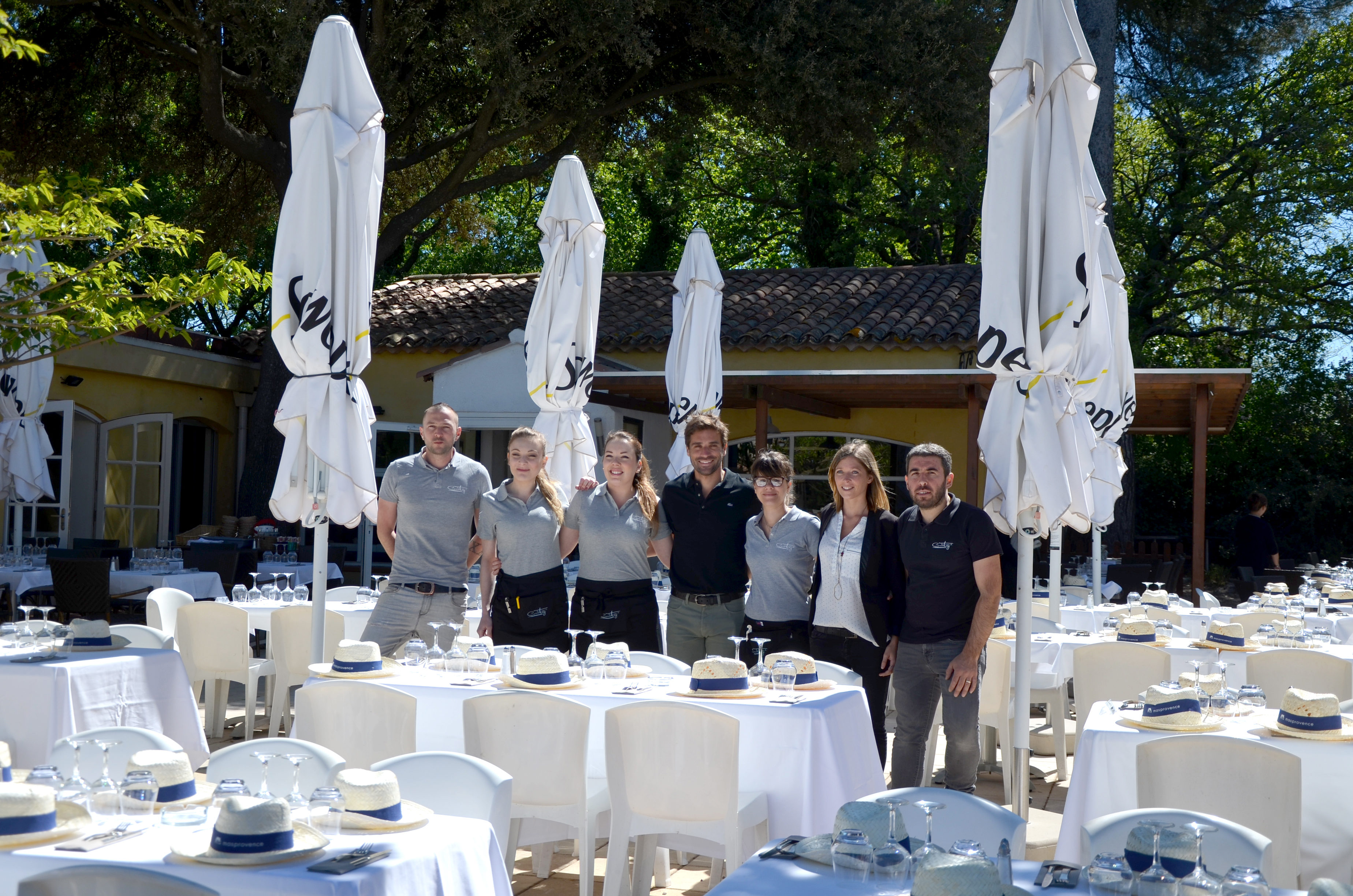 equipe-restaurant-country-aix